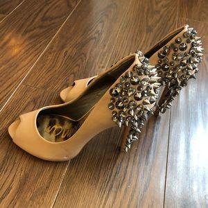 Lorissa Peep-toe Pump from Sam Edelman Size 7